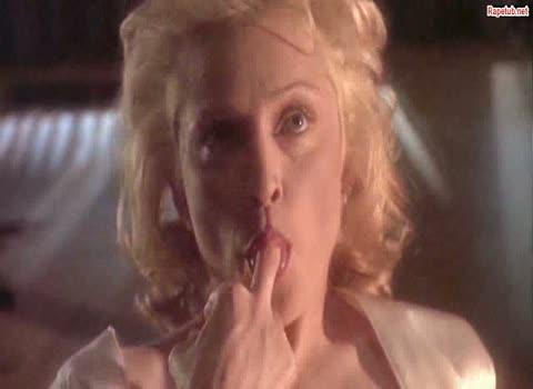 Very hot masturbation and rape scene with Madonna.