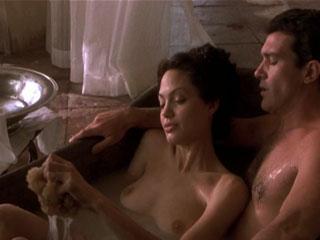 Angelina Jolie nude sex scene