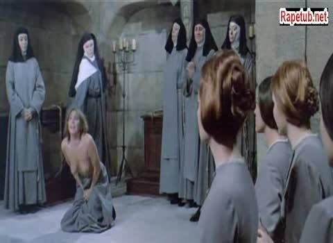 Novice monastery whipped.