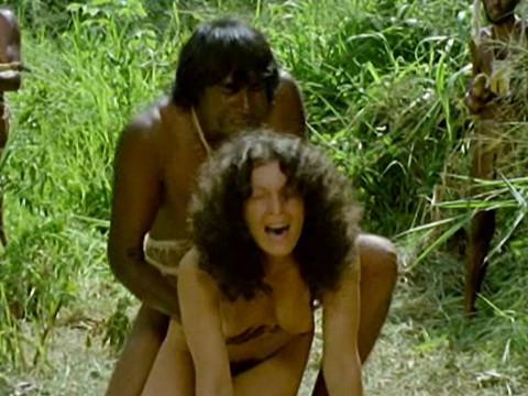 Cannibals rape scene.