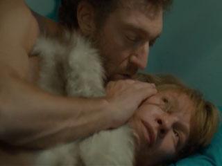 Emmanuelle Bercot nude scenes in drama film