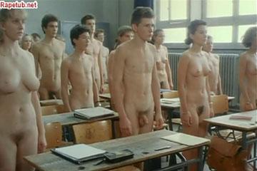 Nude klass.