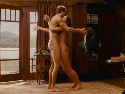 Sandra Bullock nue