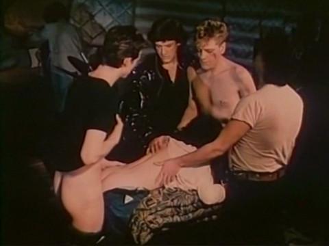 Hot Pursuit (Unusual scenes from porn)