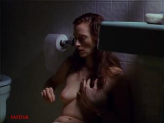 Amy Madigan and Tilda Swinton lesbian scene