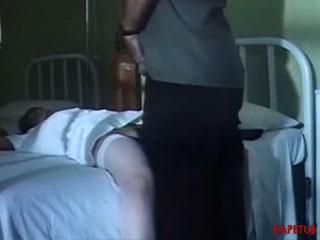Armed men abused nurses