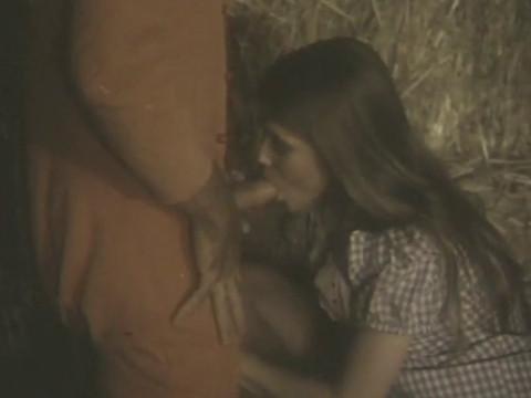 A cowboy seduce two sisters->