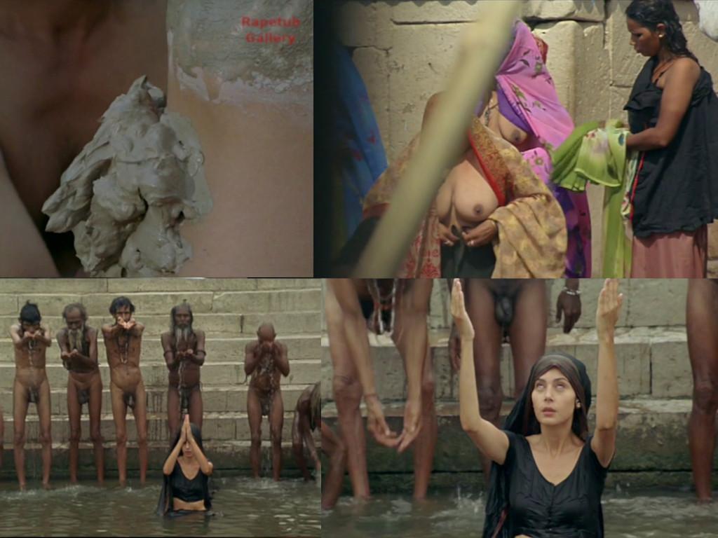 Rain dance hot girls nude