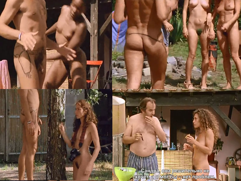 Spartacus season 3 nude