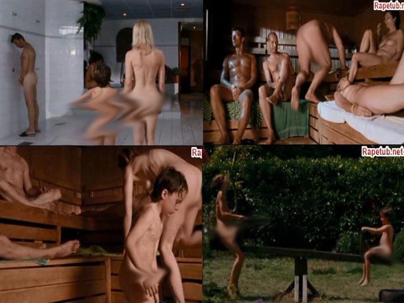 голые люди в бане фото